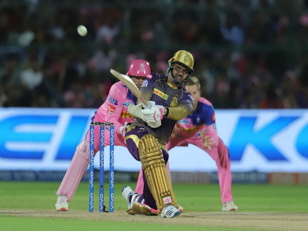 Live Kkr Takes On Rajasthan In Their Fifth Match Of Ipl