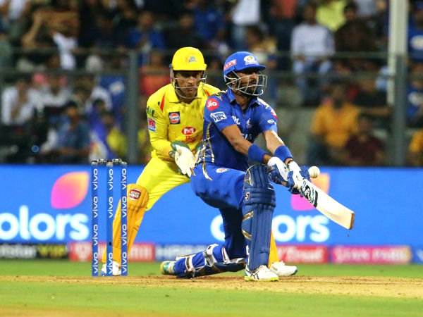 Ipl 2019 Mi Vs Csk Last Over Blast Lifts Mi To