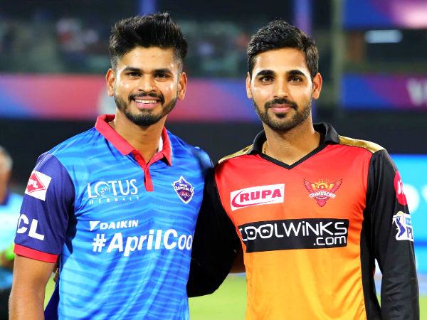 Ipl 2019 Dc Vs Srh Hyderabad Win The Toss And Opt To Field First