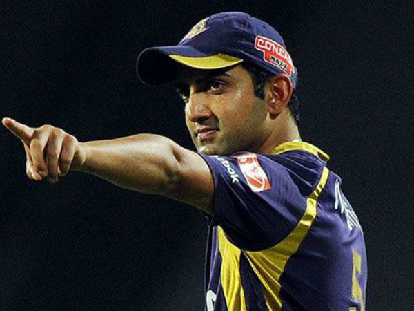 Gautam Gambhir Spoke Out On Indian World Cup Team What He
