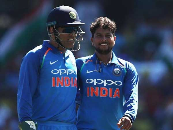 Ms Dhoni Kept Motivating Him For Wc After Disappointing Ipl