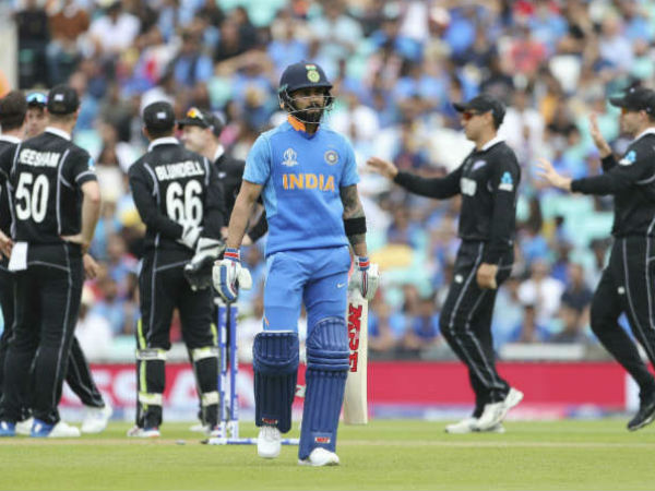 Questions Raised On India S Batting Performance In World Cup