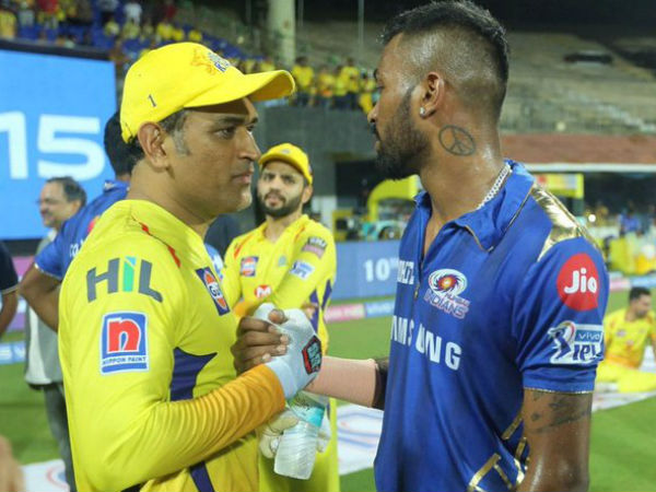 Ipl Hardik S Tweet On Dhoni Made Everybody Emotional