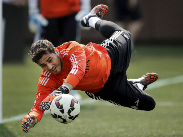 Iker Casillas Stable After Heart Attack