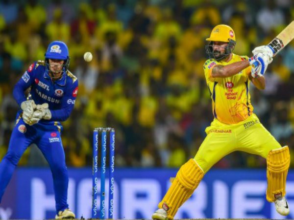 Ipl 2019 Mi Is Set To Face Csk Again In Big Final