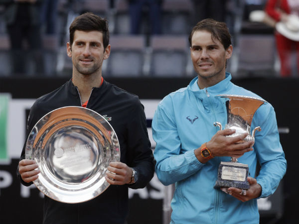 Rafael Nadal Blows Away Novak Djokovic In Italian Open
