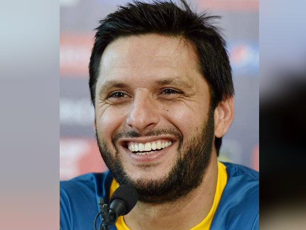 Shahid Afridi Finally Reveals His Real Age In Autobiography