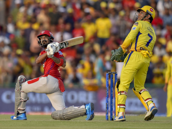 Kings Eleven Punjab Defeats Chennai Super Kings In Last Match Of Ipl Group Stage