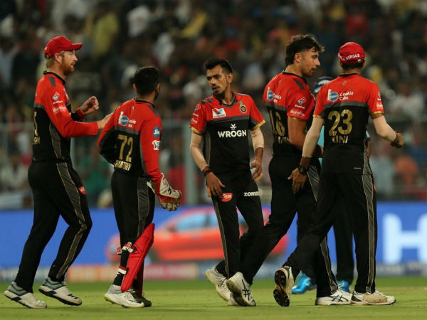 Ipl 2019 Rcb Wins Toss Will Bowl First Against Srh