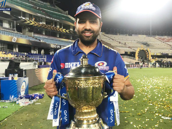Rohit Hits 5 Out Of 5 In Ipl Set A New Record
