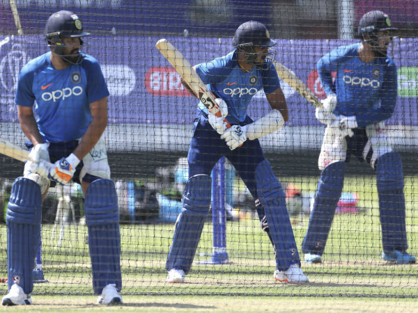 India Vs New Zealand Icc World Cup 2019 Warm Up Match At Oval