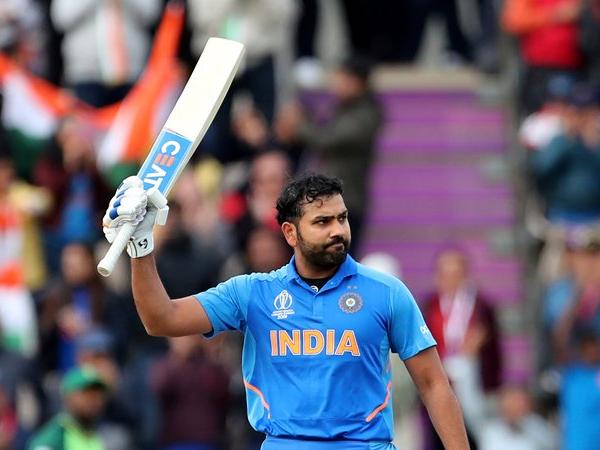 Rohit Is The Senior Most Member Of India S World Cup Squad A