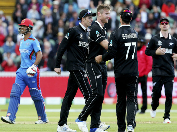 Icc Cricket World Cup 2019 Afghanistan Allout By 172 Runs By New Zealand