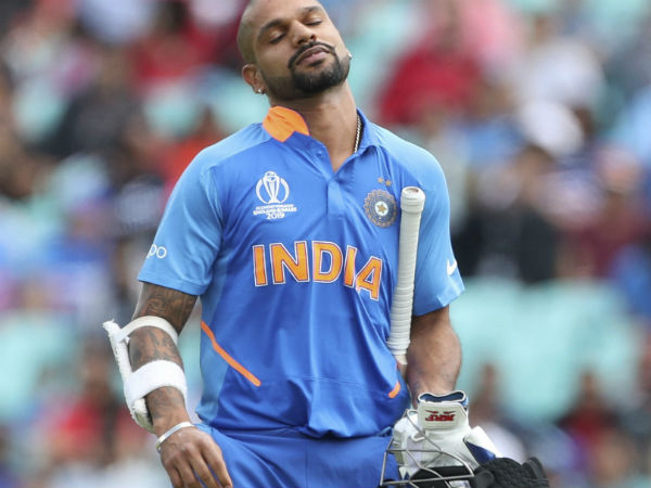 Shikhar Dhawan Injured Rishabh Pant Or Shreyas Iyer Likely To Replace Him In World Cup