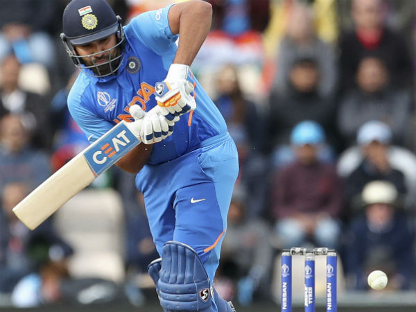 Rohit Gives Many Answers By Hiting 122 Shown His Talent