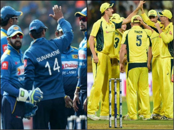 Sri Lanka Is Going To Face Australia In World Cup