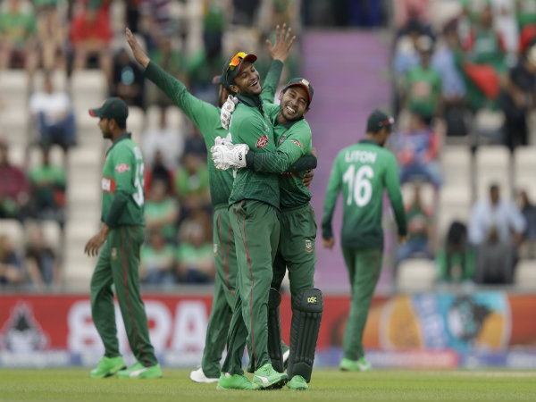 শাকিবের অলরাউন্ড পারফরম্যান্সে ভর করে আফগানদের ৬২ রানে হারাল বাংলাদেশ