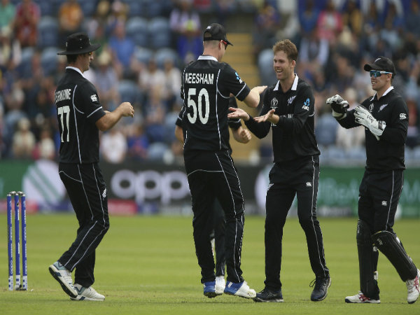 Icc Cricket World Cup 2019 Sri Lanka Allout By New Zealand 136 Runs