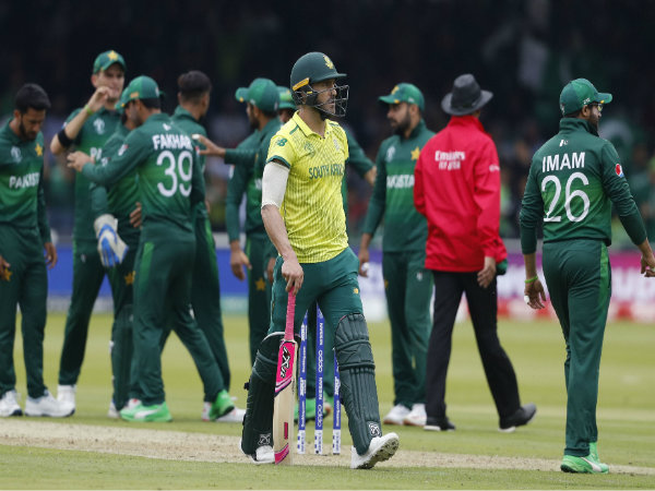 Icc Cwc 2019 Pakistan Beat South Africa By 49 Runs