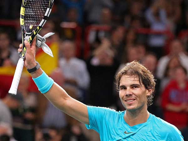 Roger Federer Onece Again Defeated By Rafael Nadal In Frenc