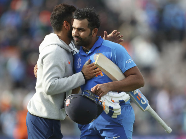 Icc Cricket World Cup 2019 Rohit Sharma S Unbeaten Ton Powers India Easy Victory South Africa