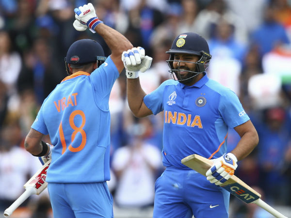 Rohit Sharma Joins Virat Kohli In Elite Club Of Batsmen