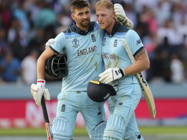 Icc Cricket World Cup 2019 Stokes Asked Umpire Take Off Four Overthrowsclaims His Team Mate Anderson