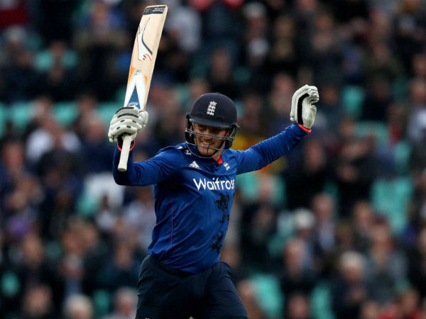 England World Cup Hero Jason Roy Make A Place In Test Squad