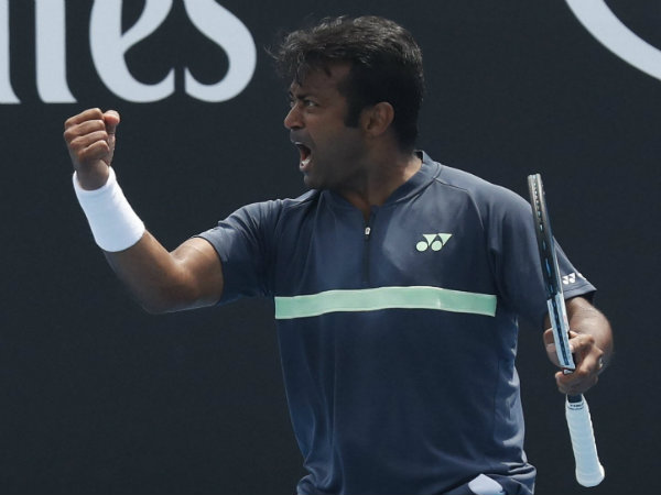 Leander Paes Returned To The Indian Squad After 18 Months
