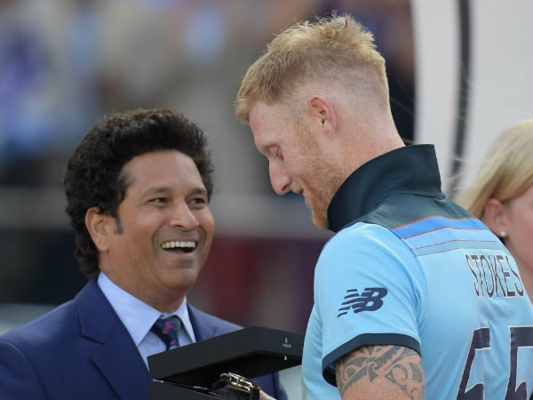 Cwc 2019 Sachin Tendulkar Says No Boundary Count It Should Have Done In The Final