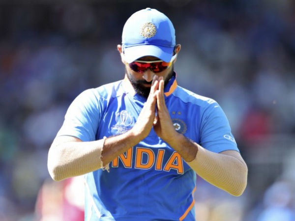 Mohammed Shami Needs Two Wickets To Surpass Anil Kumble In Terms Of Career World Cup Wickets