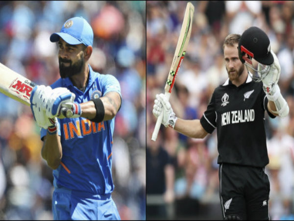 Virat Kohli And Ken Williamson Had Led India And New Zealand In Another Wc Semi Final 11 Years Ago