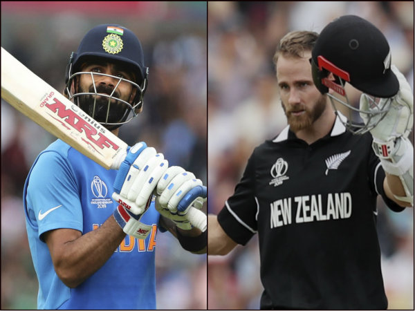 Virat Kohli And Kane Williamson Have On Reunion In World Sem