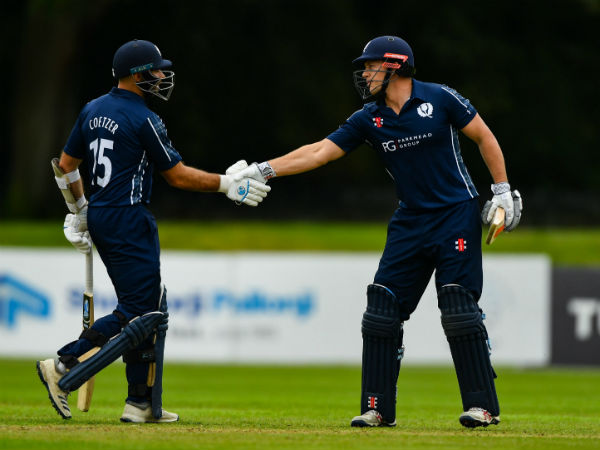 Scotland Scored Third Highest T20 Stand By Beating Netherlands