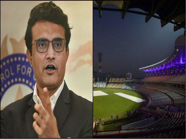 কলকাতা এখন পিঙ্ক সিটি! ক্রিকেট উৎসবে কেমন সাজে তিলোত্তমা, ছবি পোস্ট সৌরভের