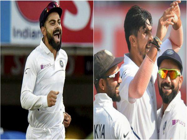 ভারত বনাম বাংলাদেশ প্রথম টেস্ট: ভারতের বোলিং দাপটের সামনে ইন্দোরে ইনিংস শেষ বাংলাদেশের