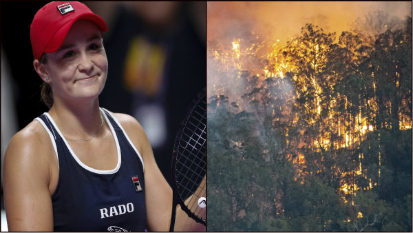 World No 1 Tennis Player Ash Barty Wants To Donate Prize Money For Bushfire Victims In Australia
