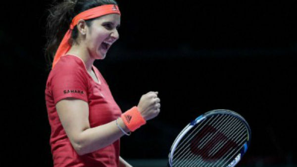 Sania Mirza Enters Into The Quarter Final Of Hobart International