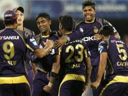 Kolkata Knight Riders Win A Last Ball Thriller