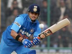 Suresh Raina Named India Captain Bangladesh Odis