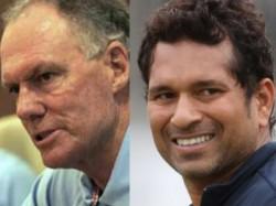 Greg Chappell Dismisses Claim By Sachin Tendulkar