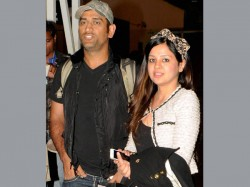 Daddy Dhoni Proud Of Baby Daughter But Says World Cup Important