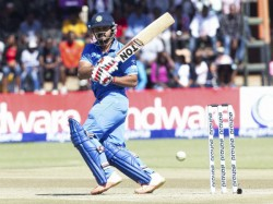 Debutants In The First India Zimbabwe T 20 S
