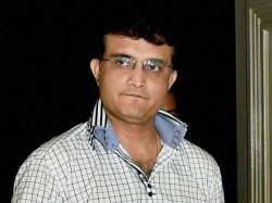 Sourav Ganguly Becomes The New Cab President