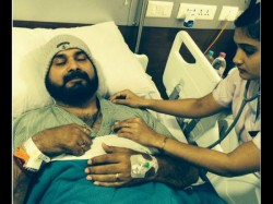 Navjot Singh Sidhu Hospitalised With Life Threatening Disease