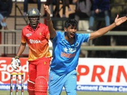 India Beat Zimbabwe By 3 Runs Wins T 20 Series 2