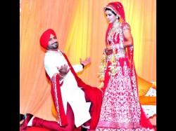 Harbhajan Becomes Father Wife Geeta Basra Gives Birth To Baby Girl