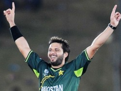 There Is No Talent Pakistan I Will Continue Playing Shahid Afridi