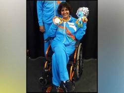 Deepa Malik First Indian Woman Win Paralympics Medal
