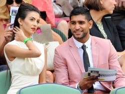 Boxer Amir Khan S Wife Posts Naked Photo After Family S Rant Over Her Dress Sense